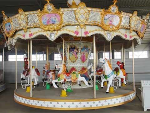 Theme Park Carousel for Australia