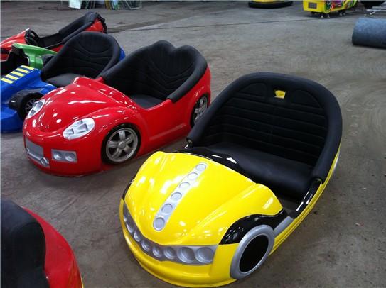 bumper cars for amusement park