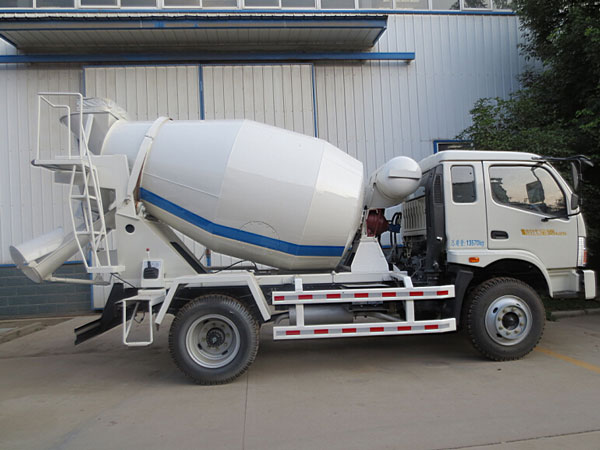 Concrete Mixing Truck